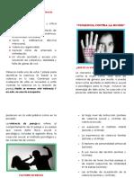 7 Pilares Para Identificar La Violencia Contra La Mujer