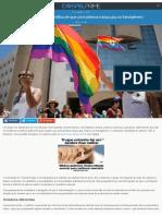 Não Há Evidência Científica de Que Uma Pessoa Nasça Gay Ou Transgênero