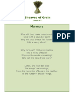 Murmurs - Sheaves of Grain - 52