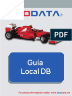 Guia Local DB