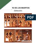 El Libro Egipcio de Los Muertos (Selección)