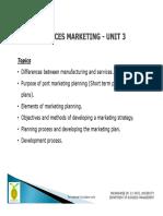 Services Marketing - 3