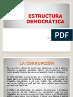 6.- ESTRUCTURA DEMOCRÁTICA