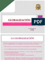 7.- La Globalización