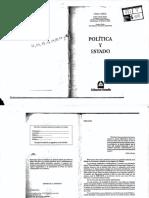Politica y Estado - Tulio Ortiz