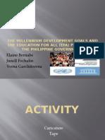 The Millennium Development