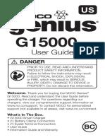 g15000 user manual