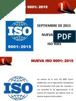 Sistemas de Gestión 9001