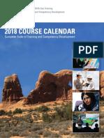 Schlumberger Oil and Gas Courses Calendar 2018-V1