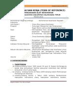 TOR Pengadaan Alat Kesehatan 2015.doc