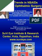 Dr Suresh Pandey ; Dr Vidushi Sharma, Ocular NSAIDS_SuVi Eye Institute, Kota, INDIA