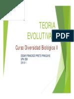 Teoria Evolutiva i Ep