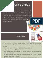 Group 4 - Cardioactive Drugs and Antibiotics CC3