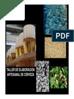 Taller ULE Reus Cerveza