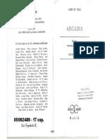 LOPE de VEGA - La Arcadia (Selección)
