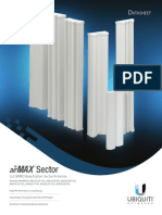 AirMAX Sector Antennas DS