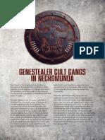 Genestealer Cult