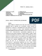 Curicó vs Agrícola FC 1a Instancia