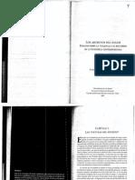 34.- Castellejo Cuellar, Alejandro, . Cap. 1. Las Texturas Del Silencio. Los Archivos Del Dolor