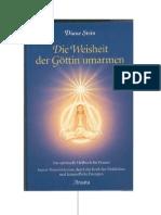 Stein, Diane  - Die Weisheit der Göttin umarmen