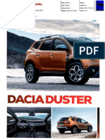 "NOVO DACIA DUSTER NA ""TURBO"""