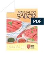 Manual Do Sabor