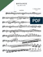 Romance Saint-Saens flute and piano.pdf