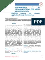 ArtRev - Biotecnología Microbiana