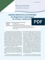 AnemiaHemolitica_Autoimune SBP 2017