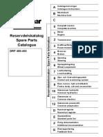 Parts Catalogue Drf400 450