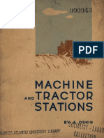 1939 Machine and Tractor Stations