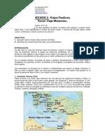045 - Ebd - Hechos 2 - Viajes Paulinos - 4 Tercer Viaje Misionero