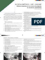 analisis cefalometrico  USP - Linea H.pdf