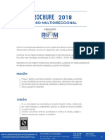 Brochure Multi 2018