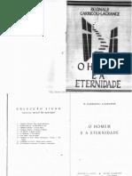 O Homem e a Eternidade.pdf