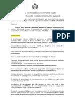 Questionamentos e Comentários BNCC - METRO NORTE