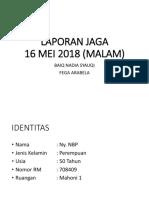 Lapjag Baiq-fega 16 Mei 2018
