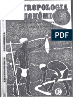 Assis de Carvalho - Antropologia Econômica
