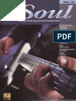 Guitar Play-Along Vol. 019 - Soul