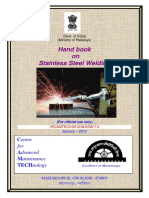 Handbook on Stainless Steel Welding