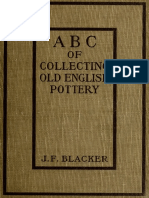 1910. Blacker J.F. The A B C of collecting old English pottery.pdf