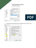 Create Own Log File in o t m 6