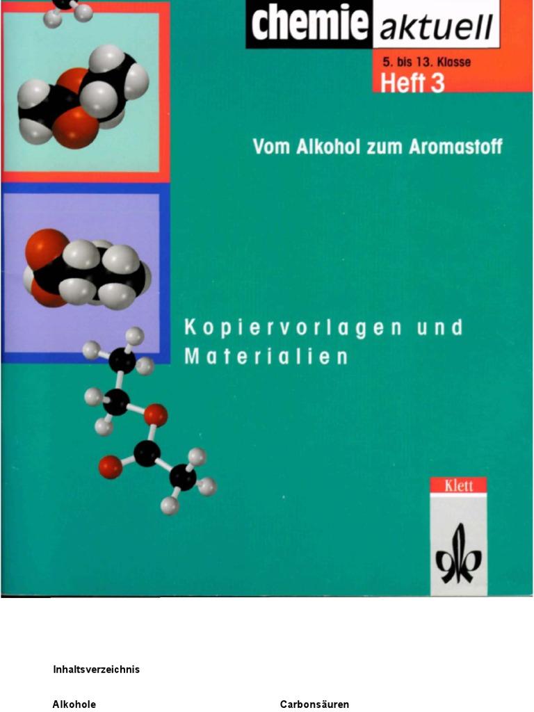 eBook - German) Chemie Aktuell - 03 - Vom Alkohol Zum Aromastoff