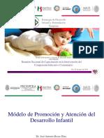 1.- Modelo de Promoción y Atención Del Desarrollo Infantil
