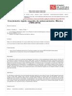 Gollás Manuel, México. Crecimiento con desigualdad y pobreza.pdf