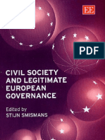 Civil Society and Legitimate European Governance