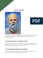 Las Mejores Frases de Sócrates