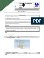 BPP SD VF01 Crear Factura