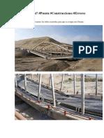 Fotos de Fallo de Puentes