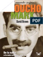 Brown, David - El Mundo Segun Groucho Marx